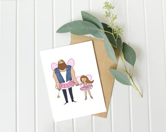 New baby card new dad card birthday card first fathers day dad birthday card father daughter card daddy birthday card fathers day gift ideas from daughter card fathers day card m4hsunfo