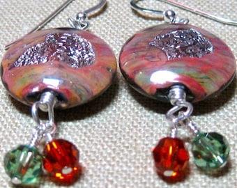 Autumn Dangle Earrings - E762