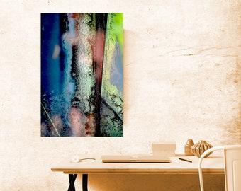 "Abstract Art Photography Print - ""Excruciating"" - 16x24, 24x36, 30x45 - modern wall art decor"