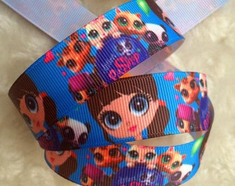 Littlest pet shop Ribbon (1 m) 22mm