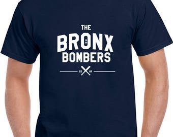 Bronx Bombers T Shirt