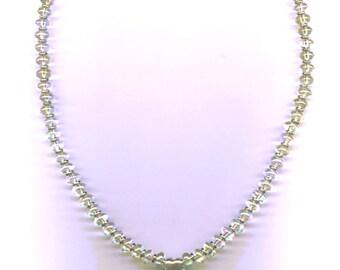 Prismatic Pendant Necklace