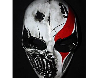 Army of two mask, Paintball airsoft mask, Halloween mask, Steampunk mask, Halloween costume & Cosplay mask, R2 god of war MA107 et