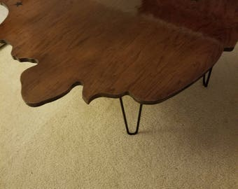 "Coffee table Ohio shape 37""x37"""