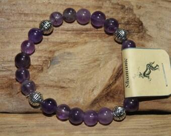 Healing Bracelet- Amethyst