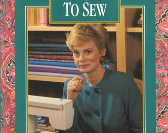 SALE - 10-20-30 Minutes To Sew - By Nancy Zieman - 1992 - 2.99 Dollars