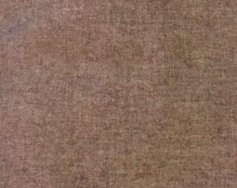 Beige wool Apparel Fabric