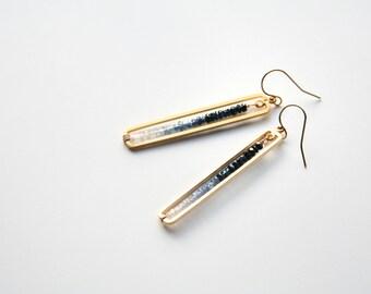 Sapphire Earrings, Mother's Day, Blue Earrings, Gemstone Jewelry