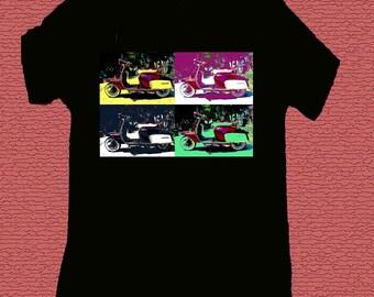 lambretta tshirt