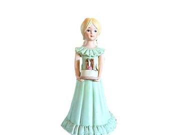 Enesco Birthday, Enesco Growing up, Growing up Figurine, Birthday Figurine, Birthday 11 Girl, Birthday Girl, Enesco, Birthday Gift, Daughter
