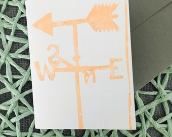 Find Your Direction Greeting Card