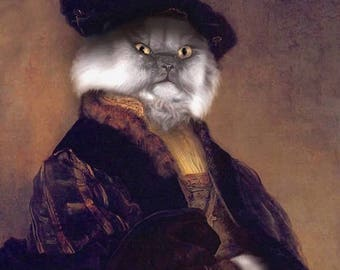 Piers Felis, 6th Viscount Shiraz - 8 X 10 Fine Art Print