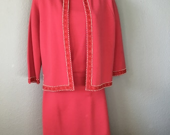 1960s Boutique by JoRo Imports wool suit