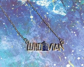 WHOvian Necklace