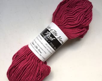40% Off Cashmere Silk Classic Elite Posh Yarn Pink Worsted 125 Yards