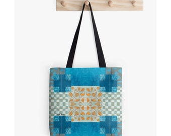 Tote Handbags,Carry All Bag,Beach Tote,The Book Bag,Supplies for Back to School,Going Off to College Gift,Student Gift,Craft Tote Bag