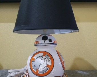 Star Wars BB8 Lamp
