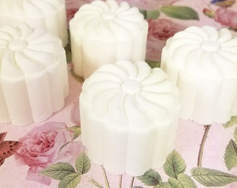 Peppermint and Menthol Shower Steamers