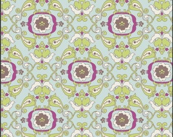 Art Gallery Fabrics - Paradise - Light Chic Paper