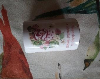 Vintage Strawberry Shortcake Candle