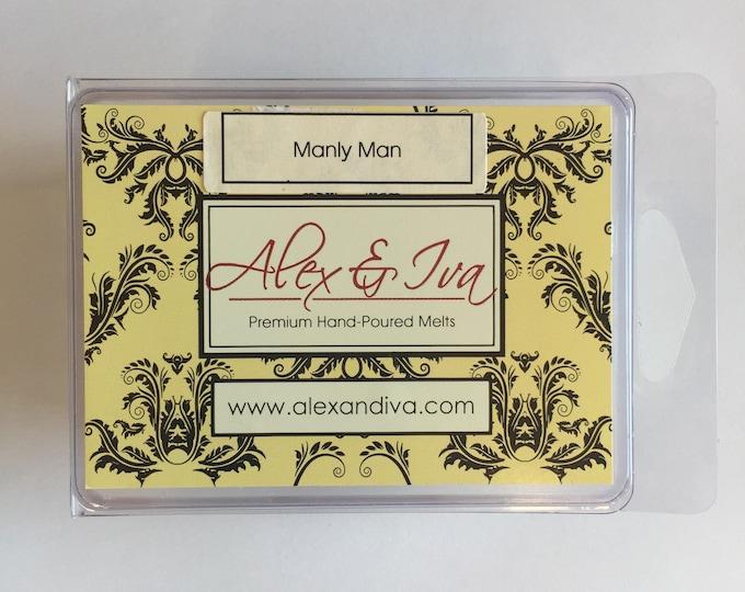 Manly Man - 4 oz. melts