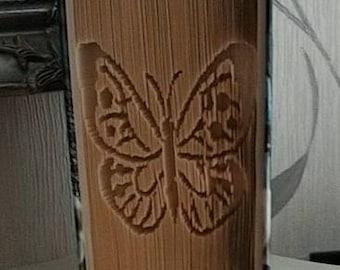 Butterfly 1 Book Folding Pattern