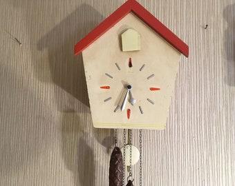 Vintage Soviet Cuckoo Clock