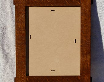 Mission Picture Frame