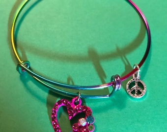 Love and Peace Bracelet!