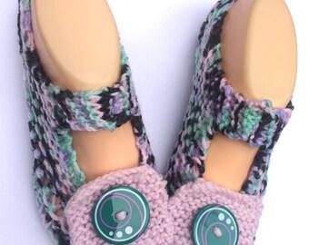 Slipper Socks  - Cute as a Button