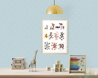 illustration - numerous posters