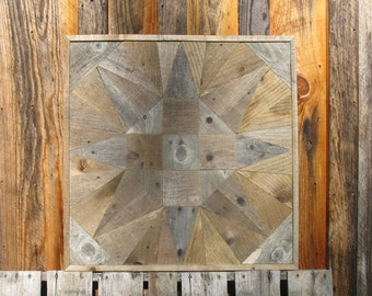 North Carolina Star Barn Quilt, wooden barn quilt, , up cycled pallet, rustic wall decor, recycled pallet barn quilt, country wall decor,
