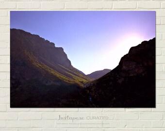 Art Photography: AURORA PASS, nature photography, mountain photography, mountain art, mountain landscape, mountain decor, nature decor