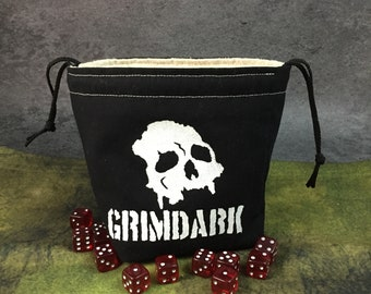 The Grimdark Dice Bag