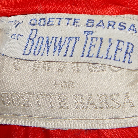 Art Barsa Odette Teller Coat Glamour Late 1930s Rare Bonwit Robe Hollywood Deco Evening Ultimate dEqqT0