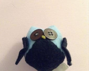 Cute Owl Plush