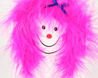 Fluffy Friends - (Pink - 1203)
