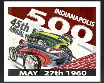 Indianapolis 500 Race Cars