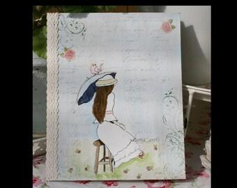 Art Journal*Sketchbook*Diary