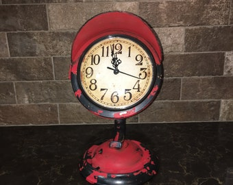 Retro Headlight Clock