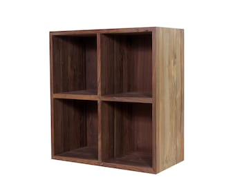 Mujur Reclaimed Wood Bookcase. Stunning, ethical, eco-friendly and free delivery!