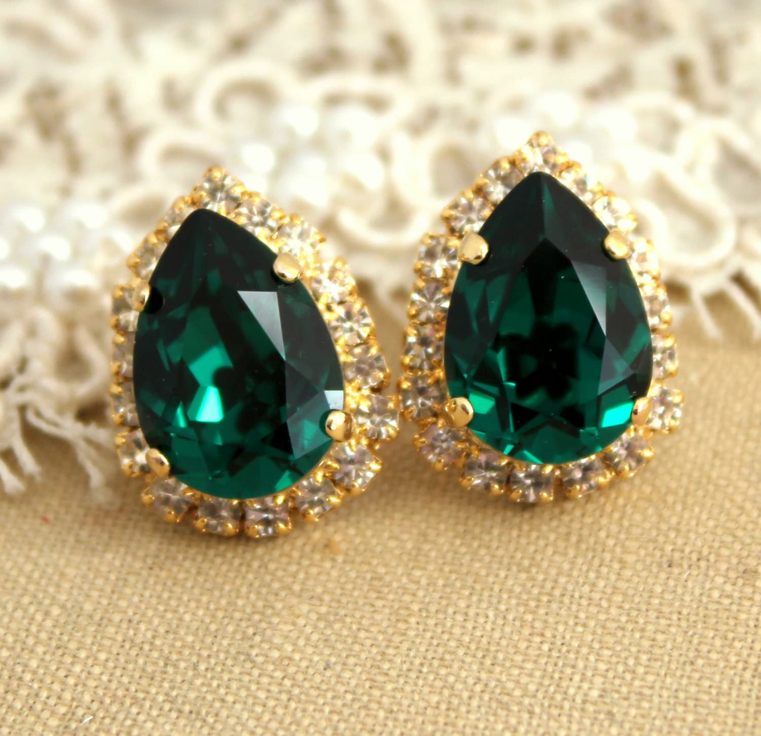 drop bridal amazon jolie jankuo jewelry tone inspired dangle angelina earrings color prom dp emerald com gold