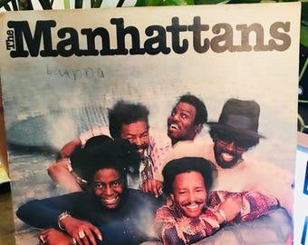 Manhattans vintage vinyl records
