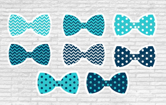 Wonderful Bow Tie Baby Shower Cut Outs / Bow Tie Baby Shower / Chevron /