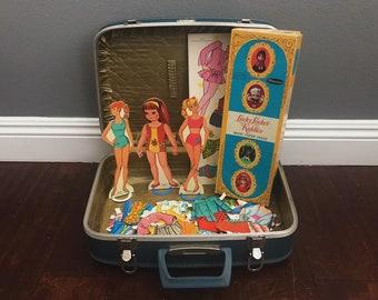 Vintage Paper Dolls, Mattel, Barbie, Tutti, Archie