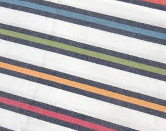 Rainbow - IKEA Elisabet Cotton Fabric