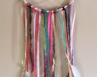 9 in. Pastel Dream Catcher