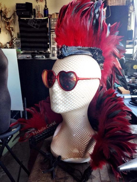 "Feather Mohawk  - ""Madeline"""