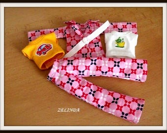 5 x BLYTHE clothes Free shipping