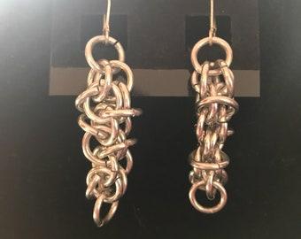Elven Pattern Earrings